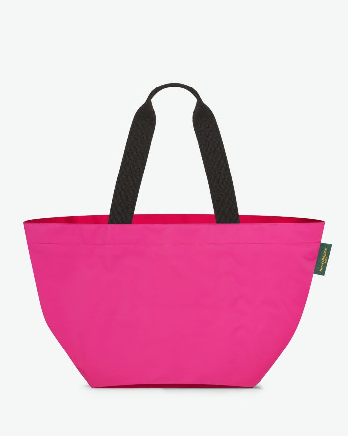 Our most popular shopping bag square base with basic shape Size L