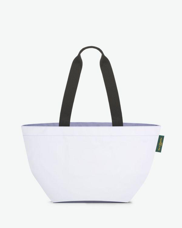 Hervé Chapelier - 1028N - Sac shopping fond carré forme basique Taille M