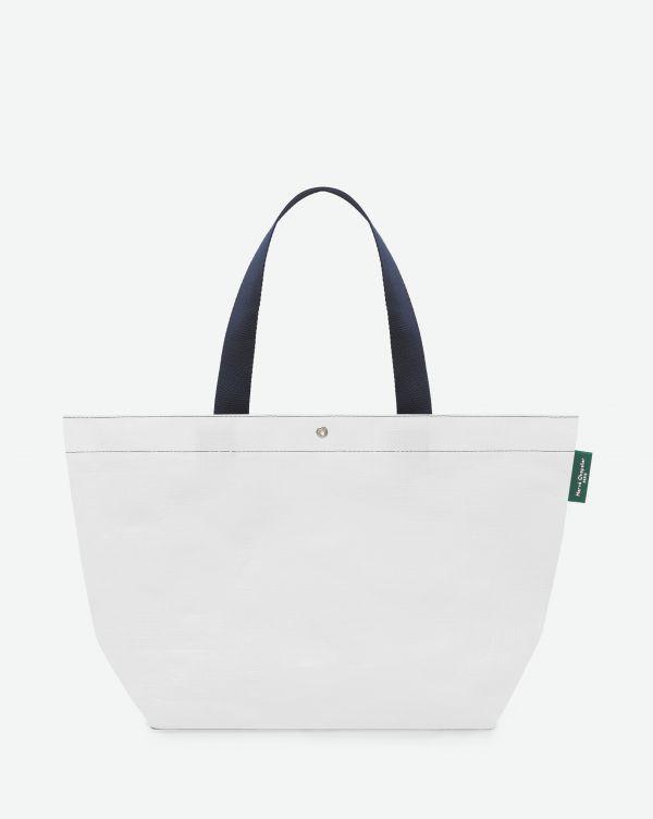 Hervé Chapelier - 4012PP - Sac shopping fond rectangulaire forme basique Taille M