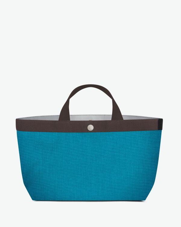Hervé Chapelier - 704GP - Tote bag rectangular base with basic shape Size M
