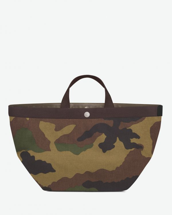 Hervé Chapelier - 725F - Tote bag square base with basic shape Size L