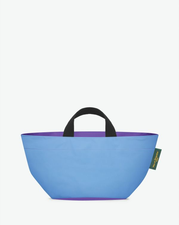 Hervé Chapelier - 701GP - Tote bag square base with basic shape Size S