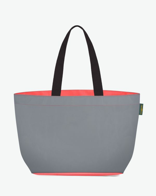 Hervé Chapelier - 608CM - Sac shopping fond rectangulaire Taille XL