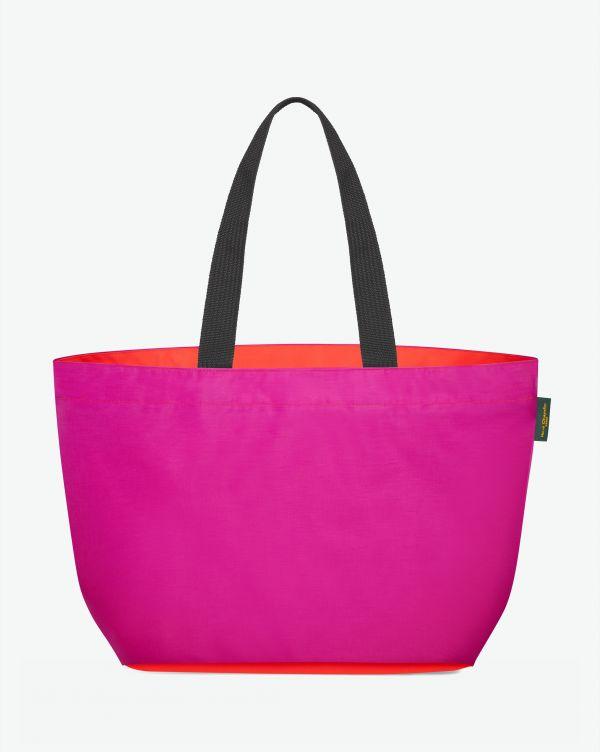 Hervé Chapelier - 904N - Shopping bag rectangular base with basic shape Size XL