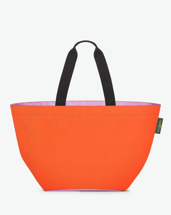 Hervé Chapelier - 913F - Sac shopping fond carré forme basique Taille XL
