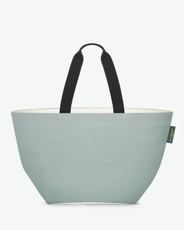Hervé Chapelier - 913F - Shopping bag square base with basic shape Size XL