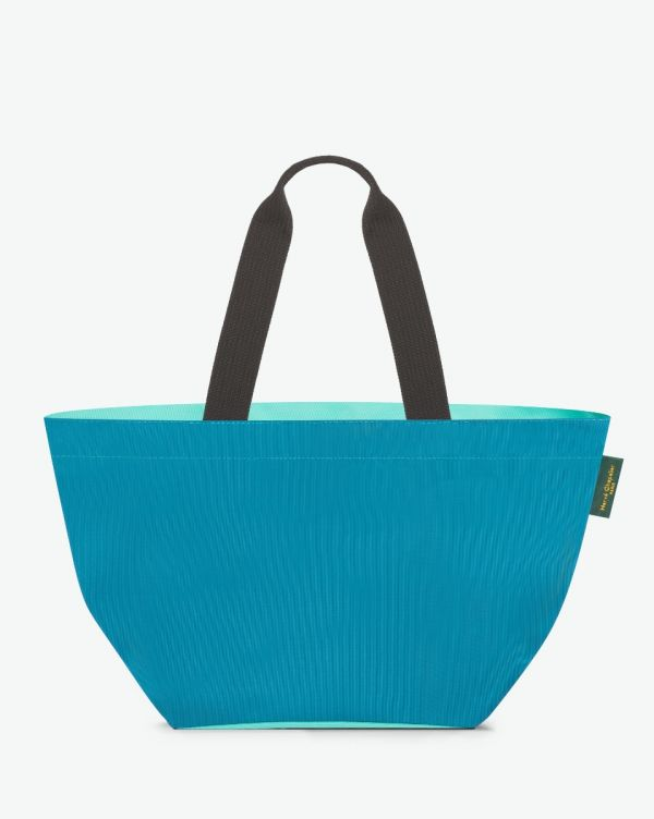 Hervé Chapelier - 925F - Our most popular shopping bag square base with basic shape Size L