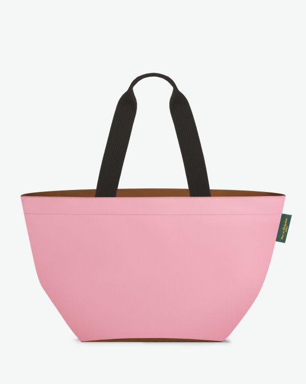Hervé Chapelier - 925F - Notre Best seller / Sac shopping fond carré forme basique Taille L